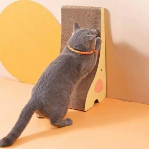 Honeycare - 趣味貓抓板 | 貓屋瓦楞紙抓板磨爪器