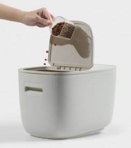 PETSHY - 小方胖飼料桶 | 貓狗糧儲存密封桶