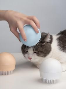 MAYITWILL - 去浮毛按摩梳寵物針梳 | 貓毛清理器