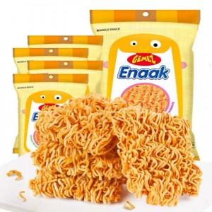 【進口】Gemez Enaak 燒烤味小雞脆麵 (16g*5包)