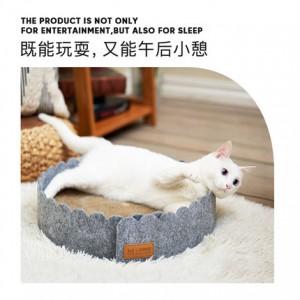 LORDE - 城堡貓抓板 高端磨爪器瓦楞紙貓咪玩具耐磨墊窩貓窩