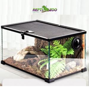 【REPTI ZOO】寵物玻璃缸蟲箱爬寵箱