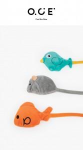 OCE - 家品翹尾巴寵物玩具