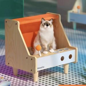 喵乎汪也 - 街機貓窩 進入電子世界